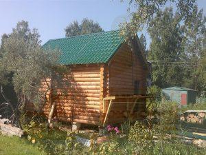Буготак, с. Кувшинка, общ. Березка, ул. Центральная, июль 2014