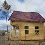 "Дом 6,2х6, СНТ Металлург -2, март 2012 ""Гусь Деревянный"""
