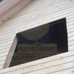 """Дом 8х6, СО Заречный — Плотниково, июнь 2012 (60) """"Гусь Деревянный"""""""