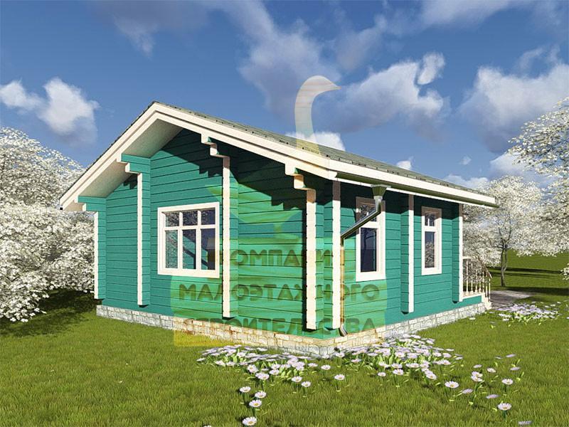 Строительство домов под ключ из бруса каркасные проекты