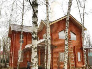 В какое время года лучше строить деревянный дом, компания Гусь Деревянный в Новосибирске