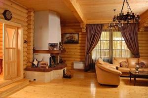 Скидка 5% на монтаж домов и отделочные работы в «Гусь деревянный»
