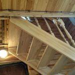 Отделка деревянного дома в п. Кольцово