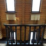 Деревянная лестница «Гусь Деревянный»